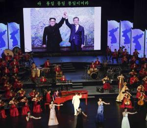Las dos Coreas planean una candidatura olímpica conjunta para 2032