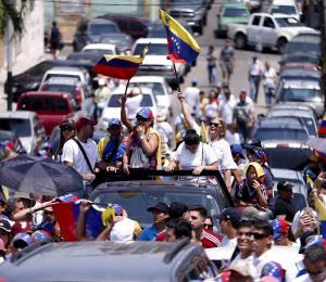 Venezuela: lo próximo es el final del régimen