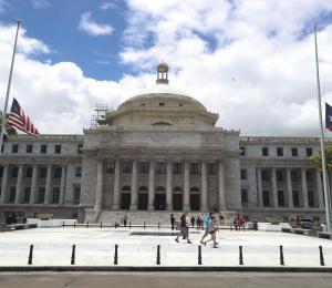 Testaferros en el Capitolio