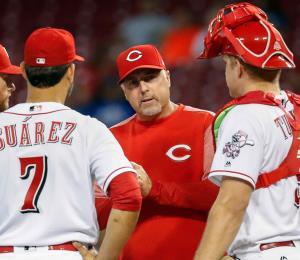 Los Rojos despiden a su dirigente Bryan Price