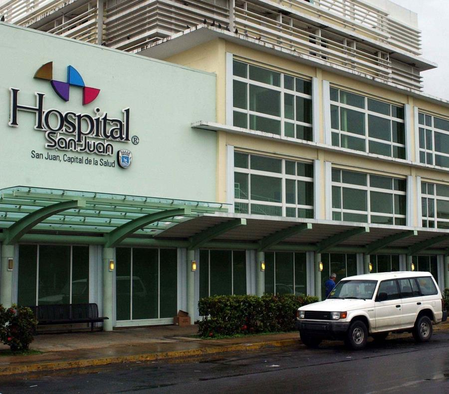 En la foto el Hospital Municipal de San Juan, en el Centro Médico de Río Piedras (semisquare-x3)