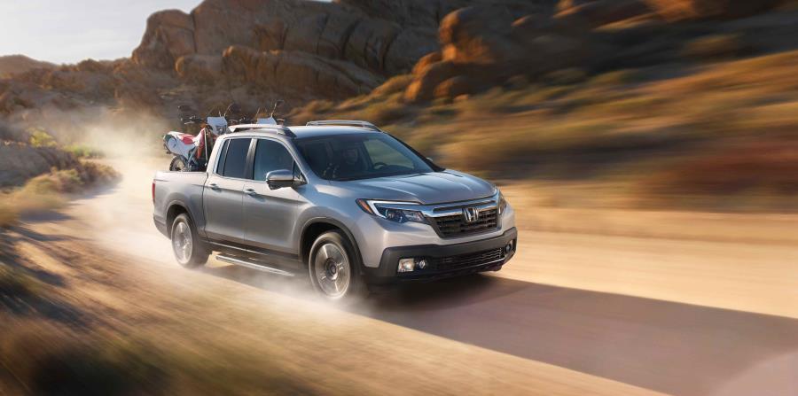 EL Honda Ridgeline fue seleccionado por Consumer Reports como el mejor Pick-up pequeño del año. (horizontal-x3)