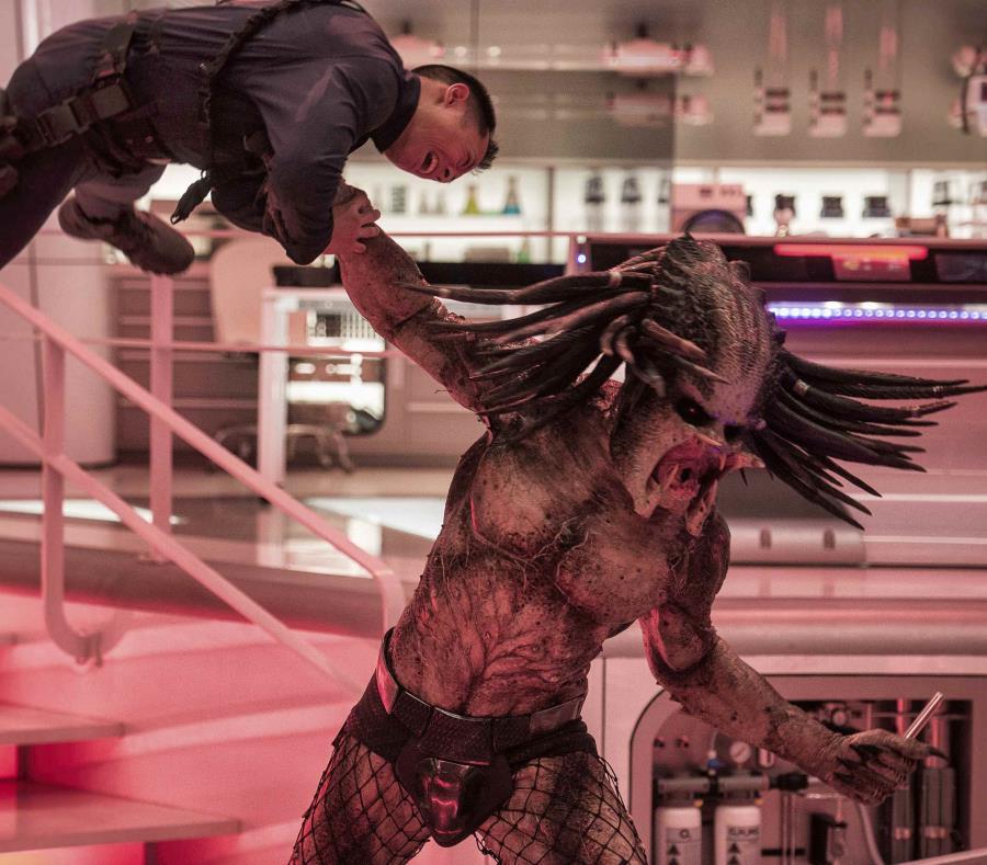 Escena de The Predator. (AP) (semisquare-x3)