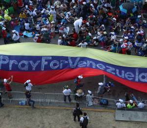 De la espuma: Caracas