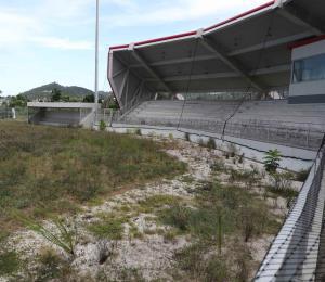 El Municipio de Caguas clausura permanentemente el estadio Yldefonso Solá Morales