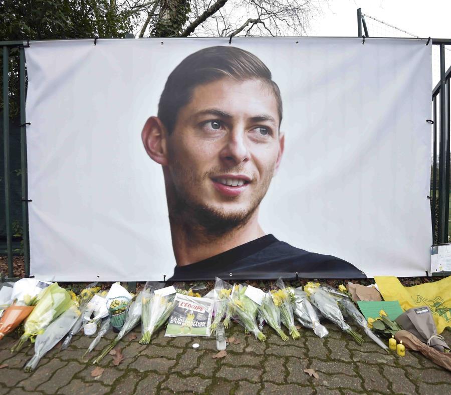 El avión en el que viajaba Emiliano Sala desapareció del radar el pasado 21 de enero. (AP) (semisquare-x3)