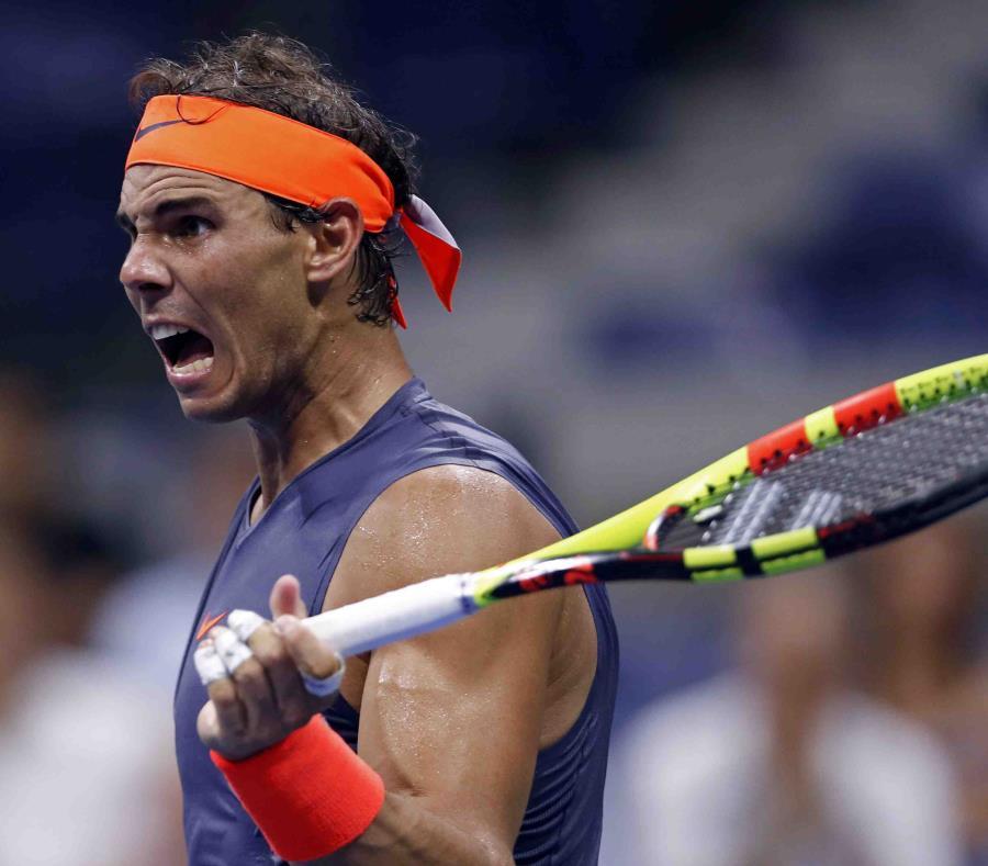 El tenista Rafael Nadal (semisquare-x3)