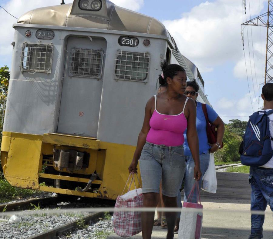 La imagen de archivo muestra un tren en La Habana, Cuba, en 2011. (GFR Media) (semisquare-x3)