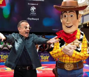 El juego cambia en Toy Story 4