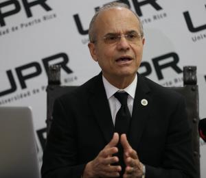 UPR entrega su informe financiero