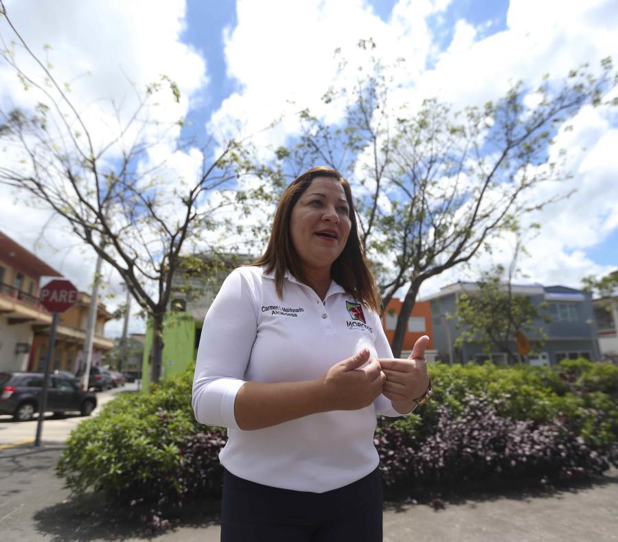 A juicio de la alcaldesa Carmen Maldonado, el gobernador no pudo vender la idea de eliminar municipios. (GFR Media) (semisquare-x3)