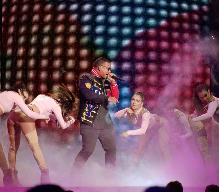 TVHISPANA: Daddy Yankee se incorpora a Reina de la canción de Univision