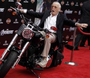 El sorprendente Stan Lee