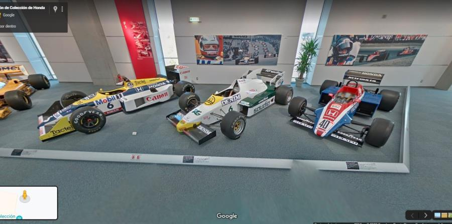 Honda Collection Hall (Google Street View)