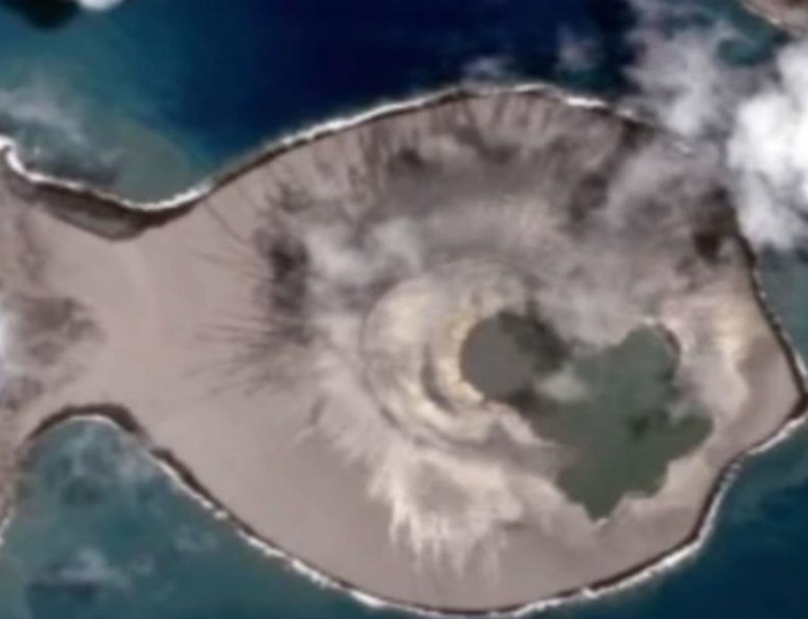 Desaparece por completo una isla en Japón, y podría deberse al cambio climático (semisquare-x3)