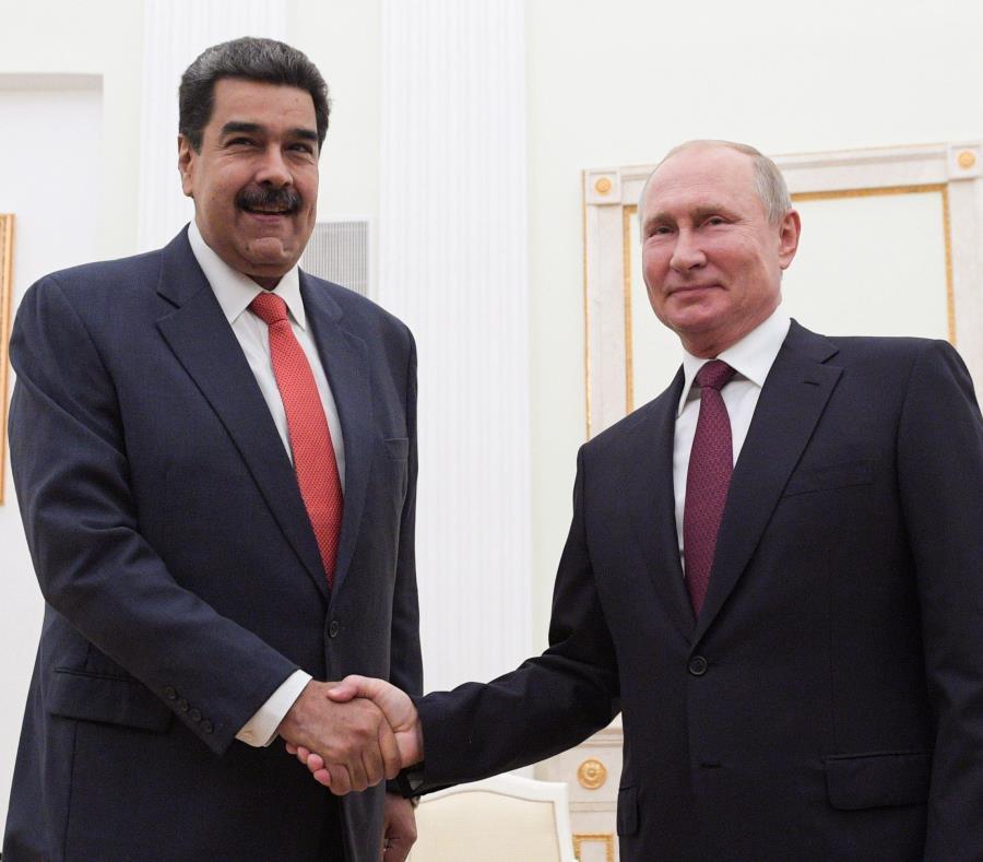 El Kremlin pide a la oposición venezolana que sea flexible con Maduro