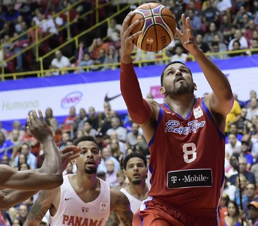 Angel Daniel Vassallo jugó por última vez con el Equipo Nacional en la quinta ventana. (Cortesía / FIBA) (semisquare-x3)
