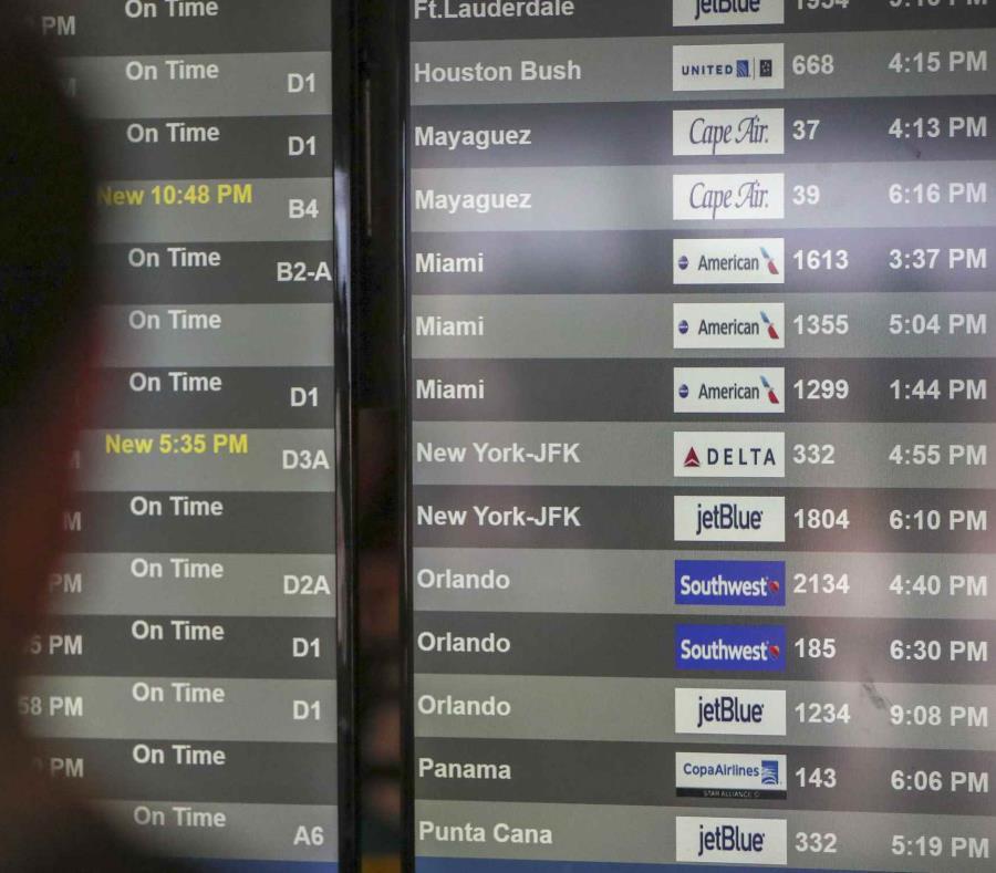 El itinerario de los vuelos de American no sufrirán cambios. (semisquare-x3)