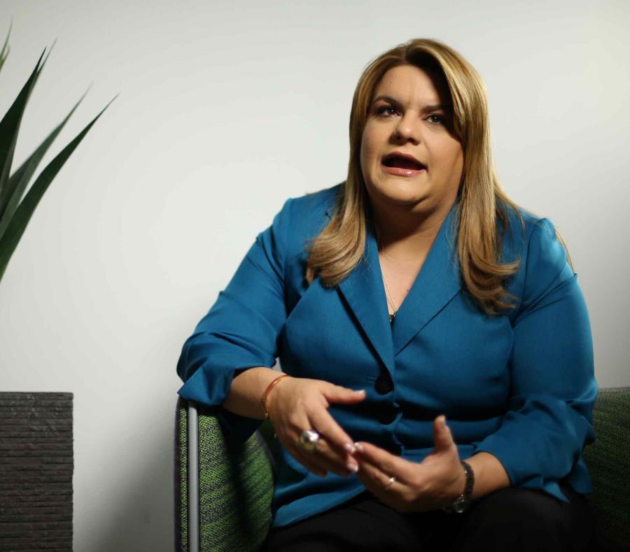 En la foto la comisionada residente en Washington, Jenniffer González (semisquare-x3)