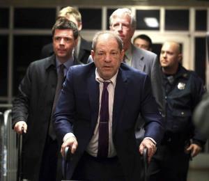 El juicio de Weinstein avanza con más acusadoras previstas