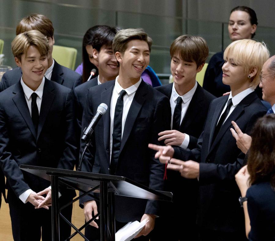 El grupo surcoreano BTS goza de gran popularidad en Japón (semisquare-x3)