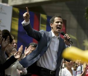 El fenómeno Juan Guaidó