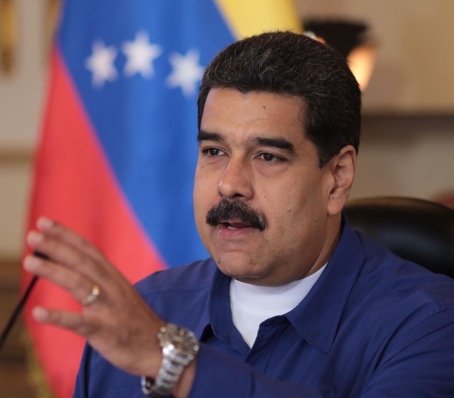El presidente de Venezuela, Nicolás Maduro (semisquare-x3)