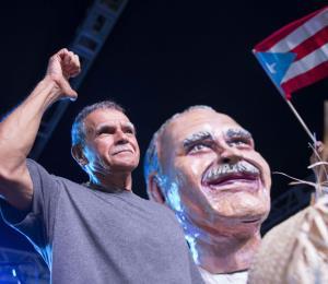 Oscar López ahora es símbolo de victoria
