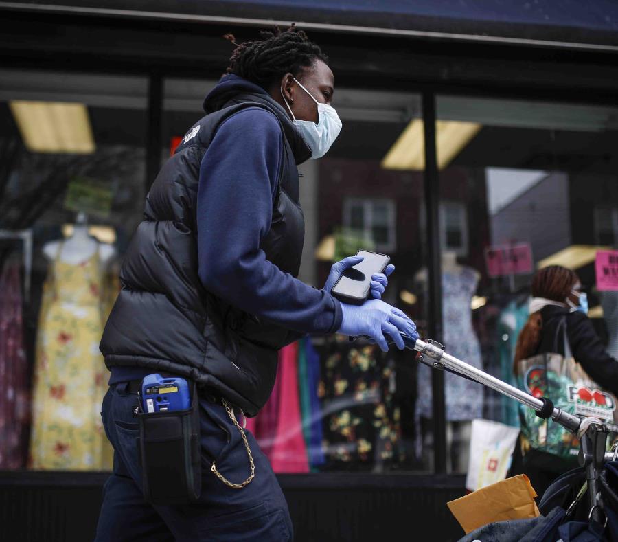 Los muertos por coronavirus en EE.UU. superan ya los 2.000