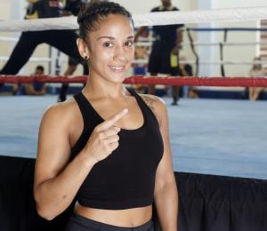 Amanda Serrano y su hambre de títulos