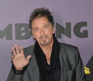 Al Pacino filmará en Puerto Rico