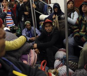 Con derecho a pedir asilo y protección