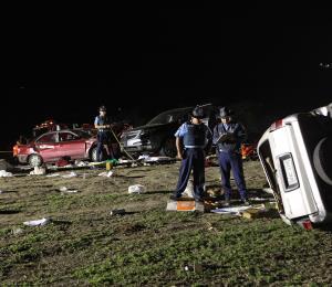 Emiten advertencias de seguridad en las carreteras