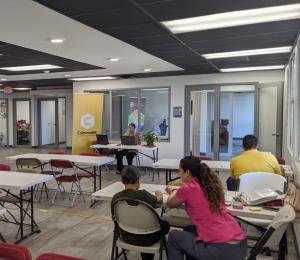 Crean espacio de oficinas en Ponce para que empresarios del sur puedan continuar laborando