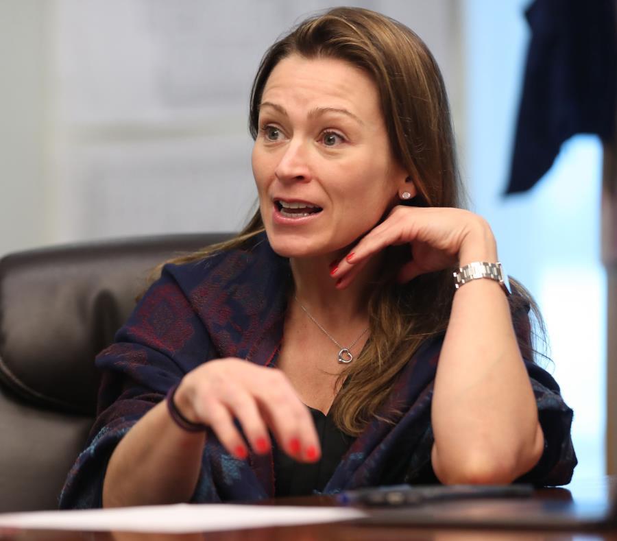El contratista le cursó una carta a la secretaria de Educación, Julia Keleher. (GFR Media) (semisquare-x3)
