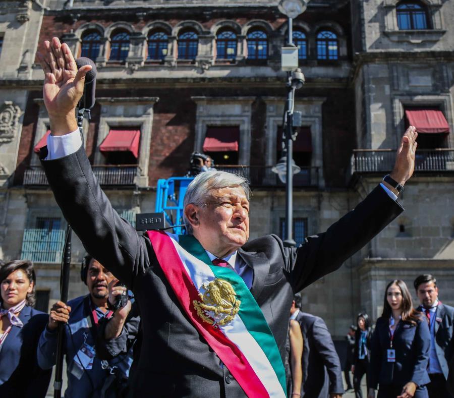 Los migrantes centroamericanos esperan una respuesta del presidente mexicano, Andrés Manuel López Obrador. (semisquare-x3)