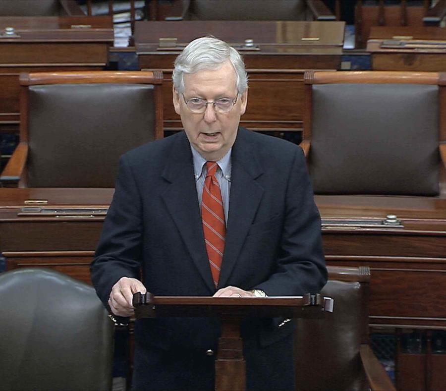 Congreso de EEUU está cerca de acordar plan de estímulos económicos