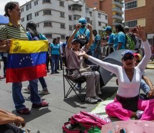 Venezuela no desfallece