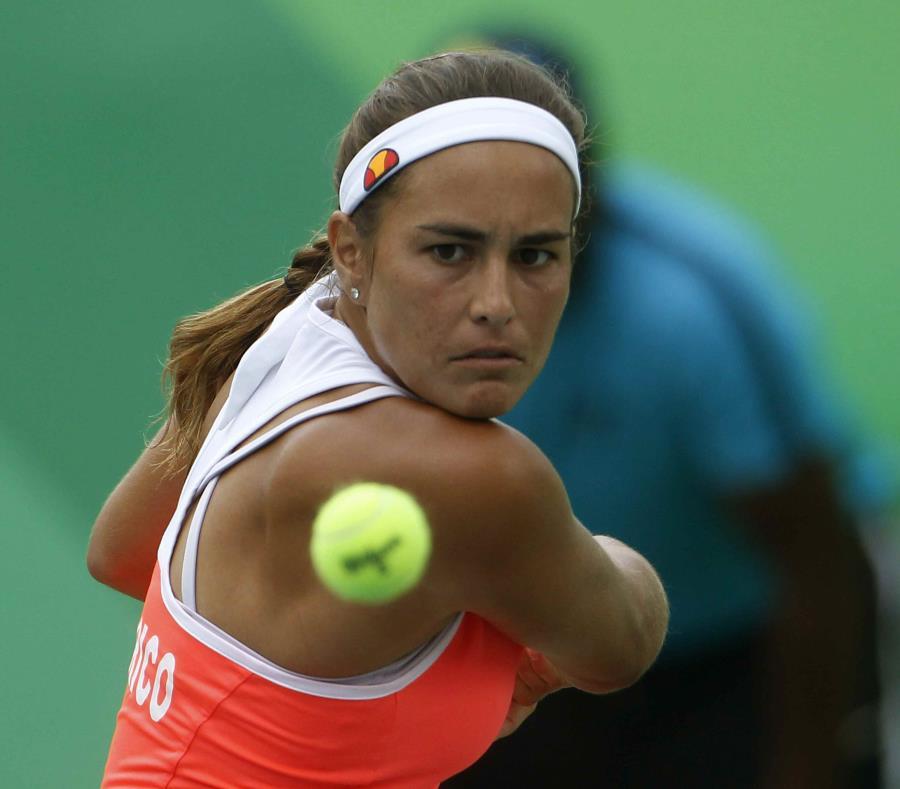 La tenista boricua Mónica Puig (semisquare-x3)