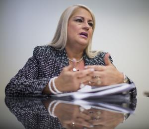 Cronología del caso de Wanda Vázquez Garced