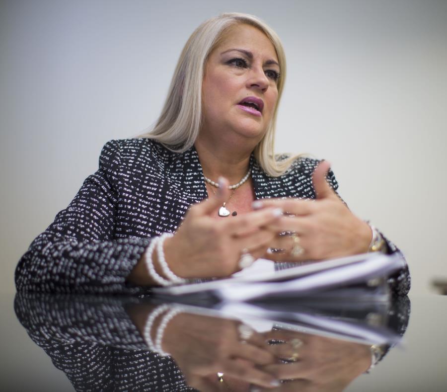 Wanda Vázquez asumió como secretaria de Justicia en enero de 2017 (semisquare-x3)