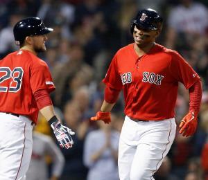 Con buen paso Alex Cora y los Red Sox