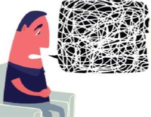 Monólogo del estresado