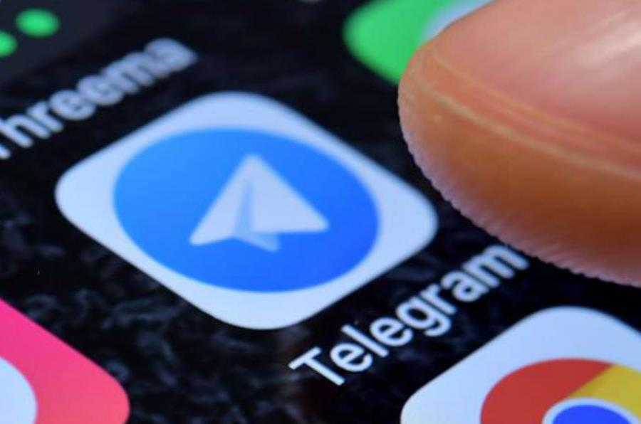 Esta aplicación, de origen ruso, entrega funciones similares a WhatsApp. (EFE) (semisquare-x3)