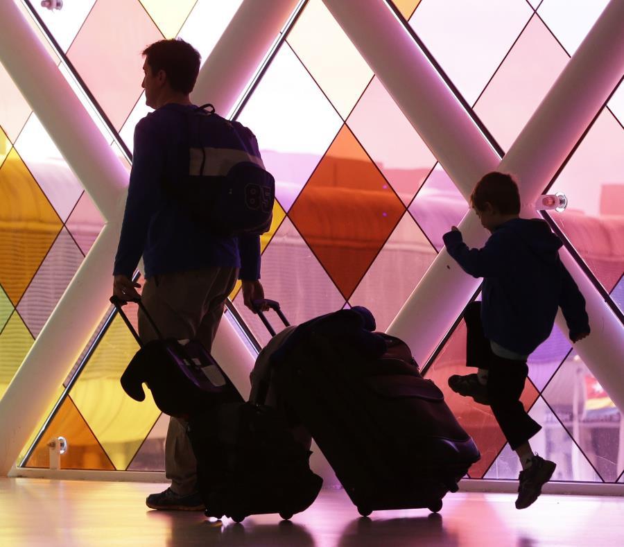 Los vuelos del aeropuerto de Miami fueron unos de los afectados. (GFR Media) (semisquare-x3)