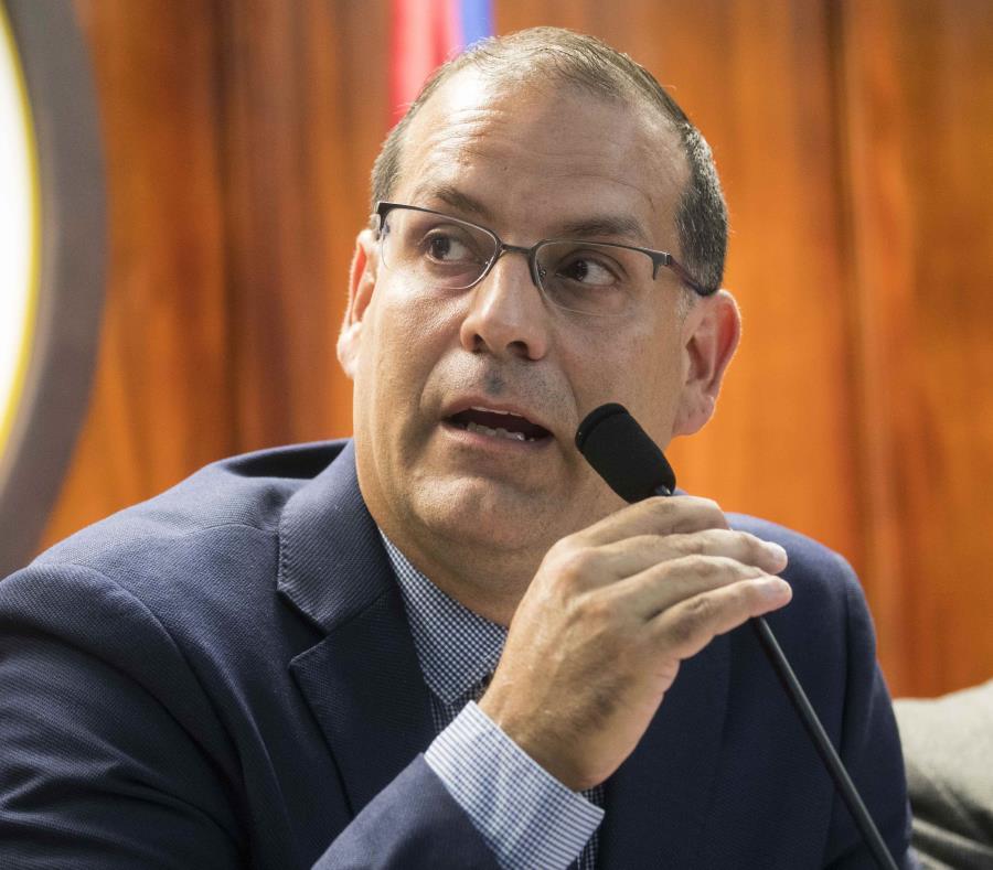 Guillermo Miranda Rivera, presidente de la Comisión de Educación, Arte y Cultura. (GFR Media) (semisquare-x3)
