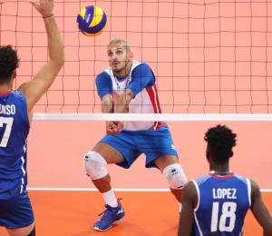 El voleibolista boricua Dennis del Valle hace pública su homosexualidad