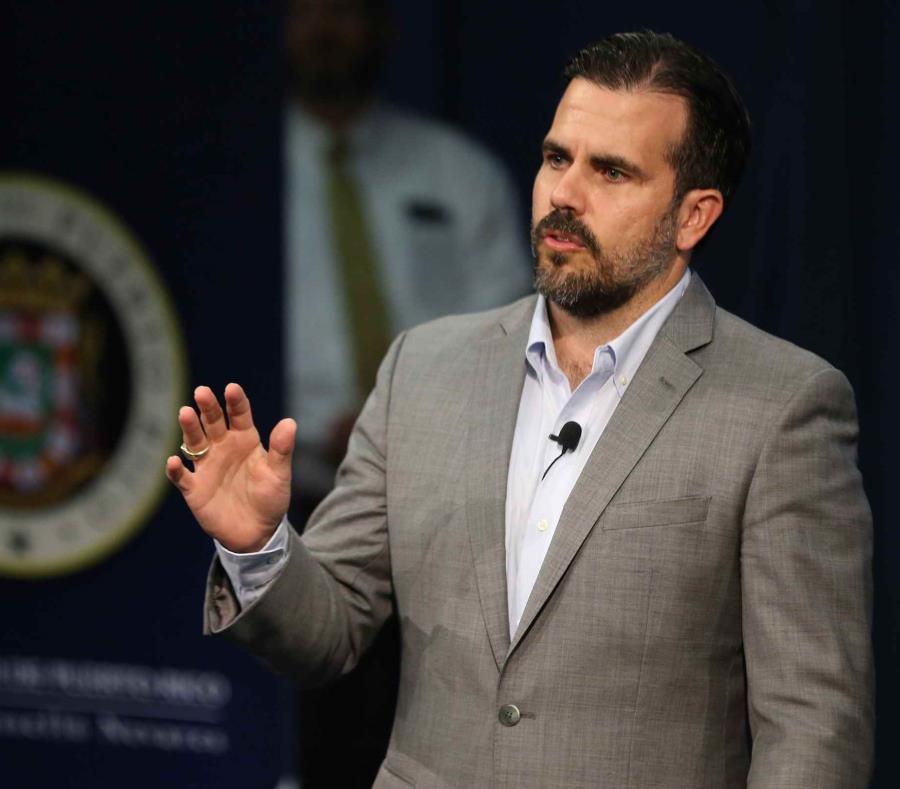 Ricardo Rosselló Nevares reaccionó al enfrentamiento más reciente entre la Casa Blanca y su gobierno. (GFR Media) (semisquare-x3)