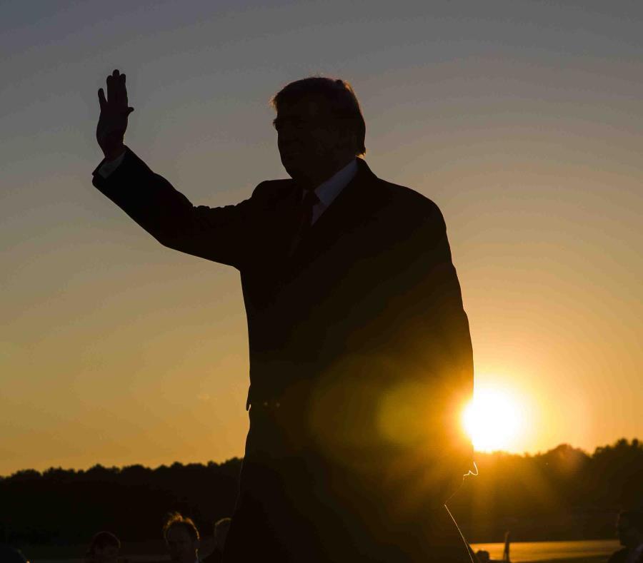 El presidente Donald Trump. (AP) (semisquare-x3)