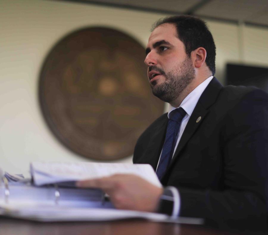 Christian Sobrino Vega, principal oficial ejecutivo de la Aafaf. (GFR Media) (semisquare-x3)